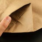 Samozavírací ventil pro plnění papírového pytle